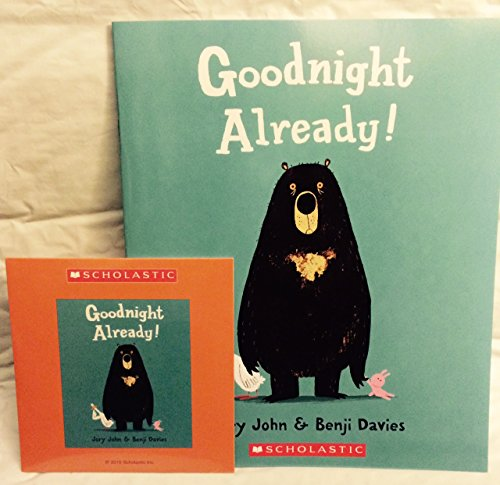 9780545946063: Goodnight Already! With Read Along Cd