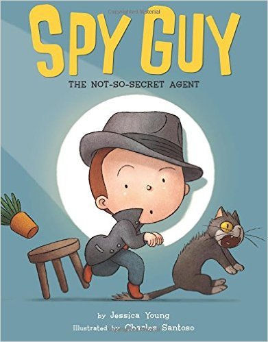 9780545964593: Spy Guy: The Not-So-Secret Agent