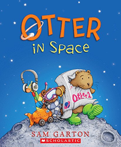 9780545964760: Otter in Space