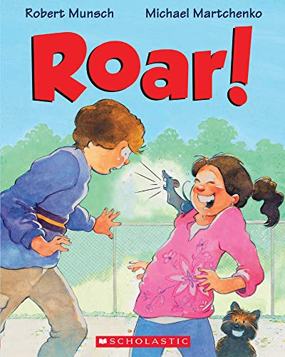 Roar! (0545980208) by Robert Munsch