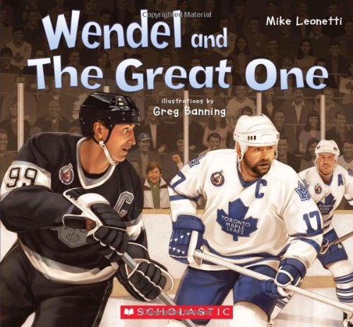 Wendel and The Great One: Mike Leonetti
