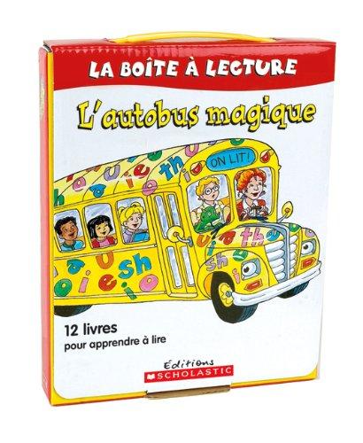 9780545981101: La Boite A Lecture: L'Autobus Magique (French Edition)