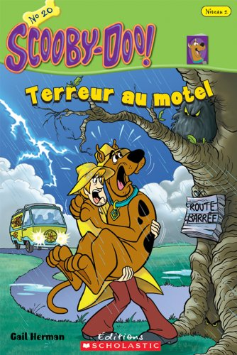 9780545981279: Terreur Au Motel (Scooby-Doo! Je Peux Lire) (English and French Edition)