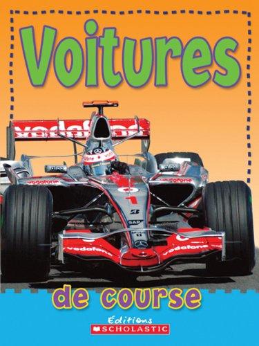 Voitures de Course (French Edition): Gunzi, Christiane