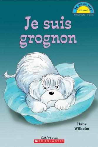 9780545981903: Je Suis Grognon (Je Peux Lire Niveau 1) (French Edition)