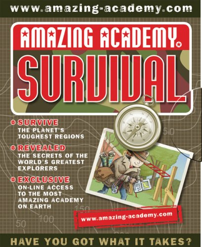 9780545986540: Amazing Academy: Survival