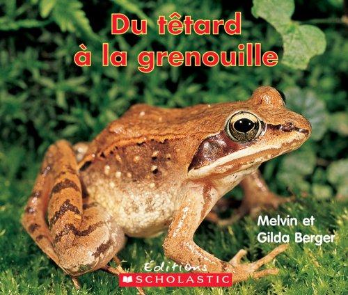 Du Tetard a la Grenouille (Lire Et Decouvrir) (French Edition): Berger, Melvin