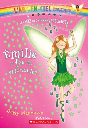 9780545987905: Emilie, La Fee Des Emeraudes