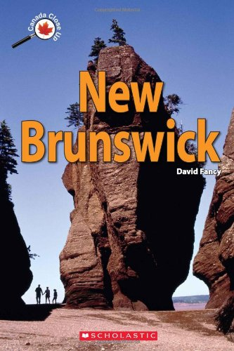 9780545989077: New Brunswick (Canada Close Up)