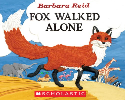 9780545989985: Fox Walked Alone