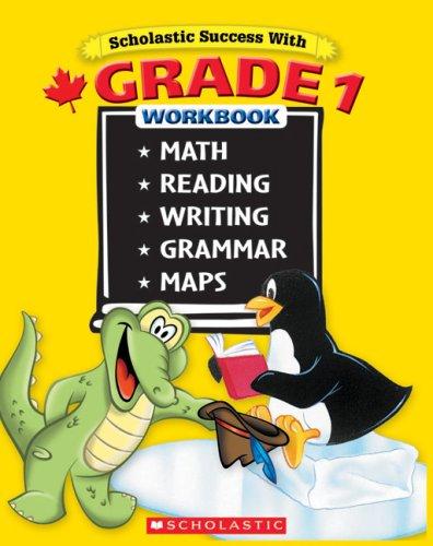 9780545990233: Scholastic Success with 1st Grade Workbook