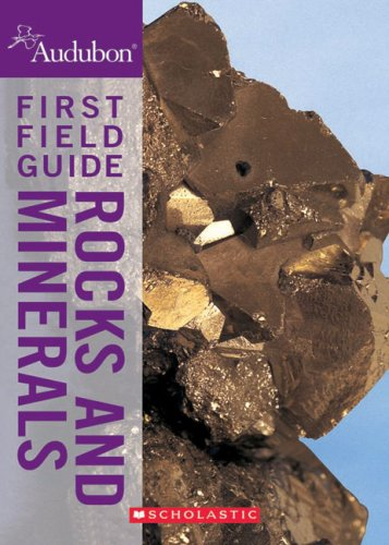 9780545996907: Rocks and Minerals (Audubon First Field Guide)