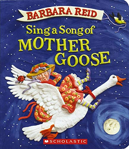 9780545997249: Sing a Song of Mother Goose