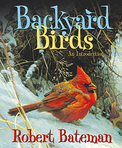 9780545997430: Backyard Birds: An Introduction