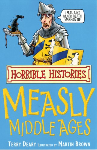 9780545997843: Horrible Histories: Measly Middle Ages