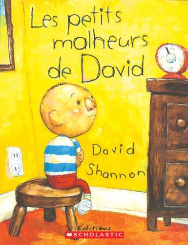 9780545998741: Les Petits Malheurs De David