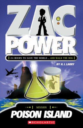 9780545999144: Poison Island (Zac Power #1)