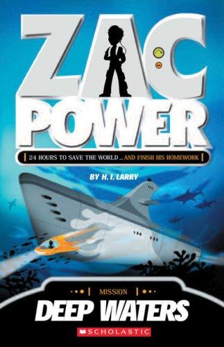 Zac Power: Deep Waters: H I Larry