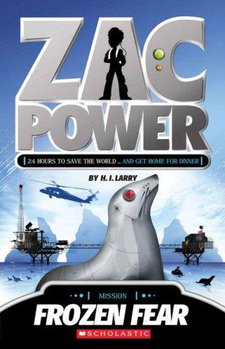 Zac Power: Frozen Fear: H I Larry