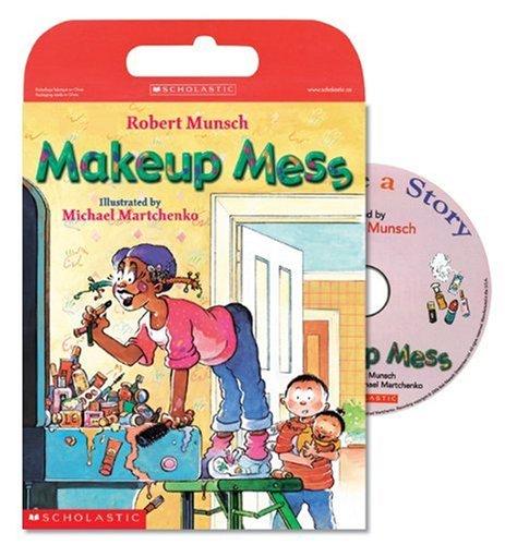 9780545999274: Makeup Mess