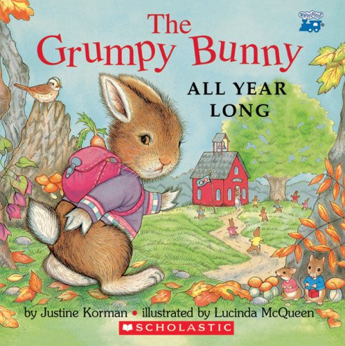 The Grumpy Bunny All Year Long