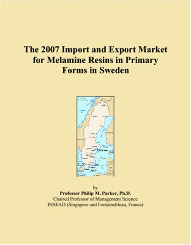 The 2007 Import and Export Market for: Parker, Philip M.