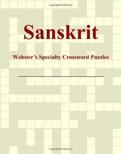 9780546431384: Sanskrit - Webster's Specialty Crossword Puzzles