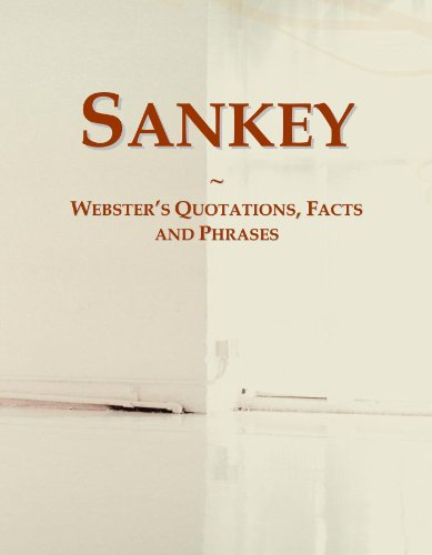 9780546555738: Sankey: Webster's Quotations, Facts and Phrases