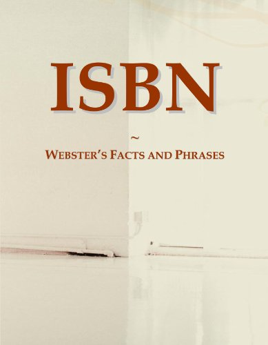 9780546560183: ISBN: Webster's Facts and Phrases