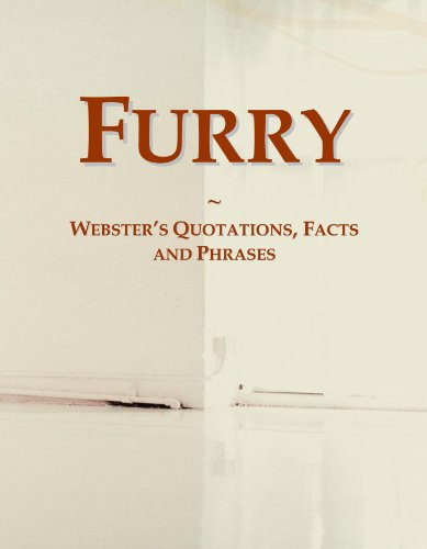9780546563863: Furry: Webster's Quotations, Facts and Phrases
