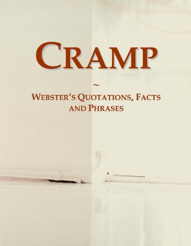 9780546565232: Cramp: Webster's Quotations, Facts and Phrases