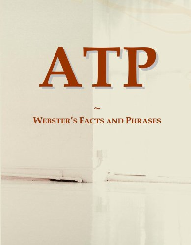 9780546629859: ATP: Webster's Facts and Phrases