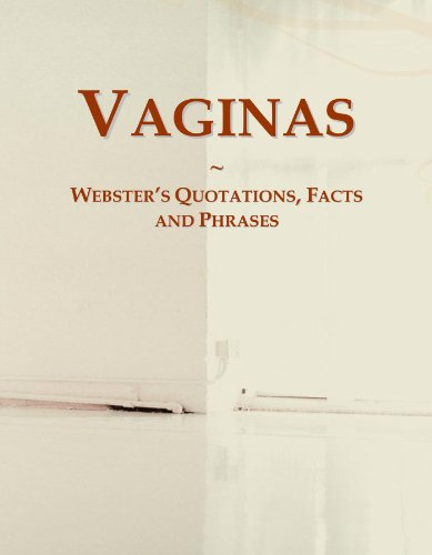 9780546636833: Vaginas: Webster's Quotations, Facts and Phrases