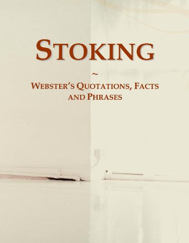 9780546729115: Stoking: Webster's Quotations, Facts and Phrases