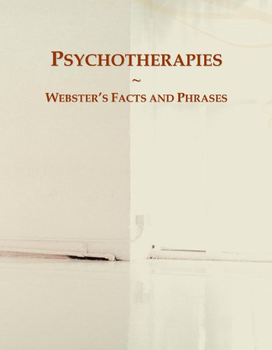 9780546738278: Psychotherapies: Webster's Facts and Phrases