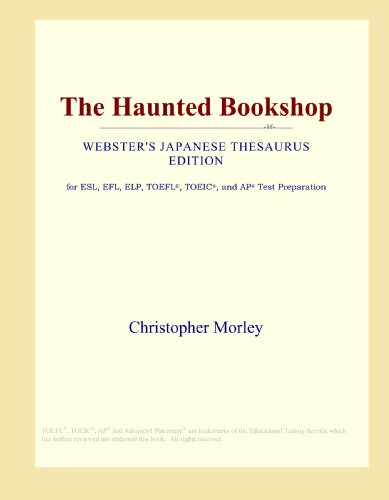 9780546804218: The Haunted Bookshop (Webster's Japanese Thesaurus Edition)