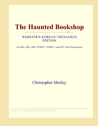 9780546804225: The Haunted Bookshop (Webster's Korean Thesaurus Edition)