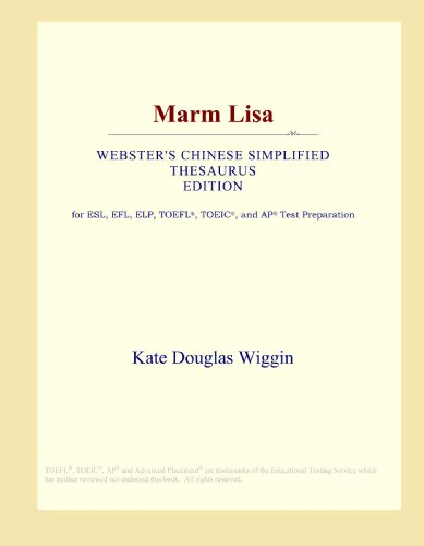 9780546812367: Marm Lisa (Webster's Chinese Simplified Thesaurus Edition)