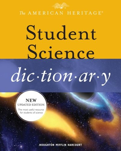 9780547002439: The American Heritage Student Science Dictionary