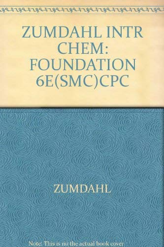 Introductory Chemistry - Santa Monica College Edition: Steven S. Zumdahl,