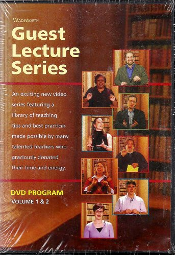 9780547004013: Guest Lecture Series: Educational Psychology (Volume 1 & 2) (DVD)