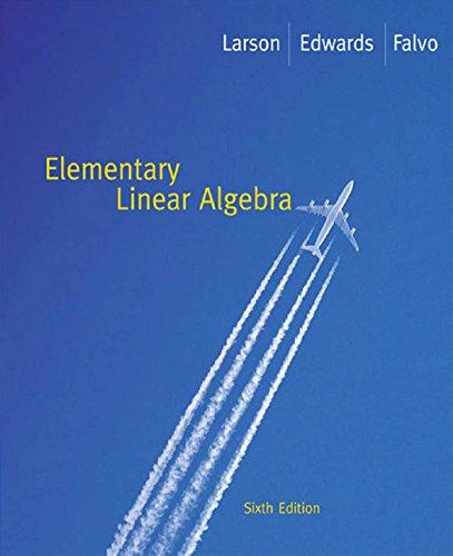 9780547004815: Elementary Linear Algebra