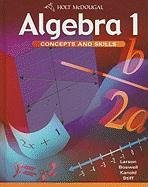 9780547008332: Algebra 1: Concepts and Skills: Student Edition 2010