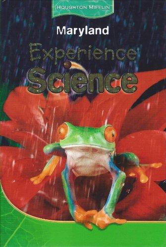 Experience Science Grade 1: Houghton Mifflin Experience: Science