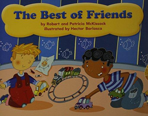 9780547009469: Journeys: Little Big Book Grade K The Best of Friends (Unit 5, Book 21)