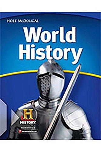 9780547013060: World History: Standards-Based Assessment Book