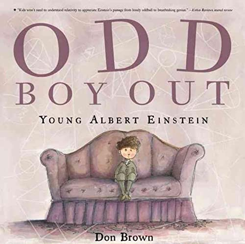 9780547014357: Odd Boy Out: Young Albert Einstein