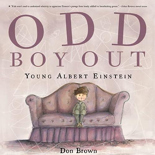 9780547014357: Odd Boy Out: Young Albert Einstein