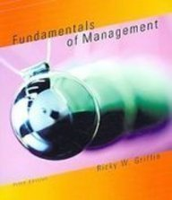 Griffin Fundamentals Of Management Eduspace Plus Booklet Fifth Edition: Griffin, Ricky W.