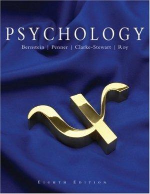 9780547016153: Psychology, 8th Edition